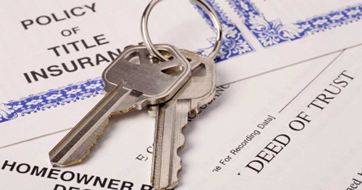 20 Reasons for Title Insurance