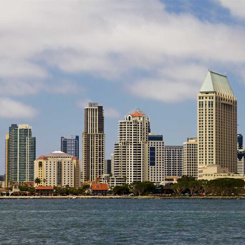 San Diego Resale Recordings