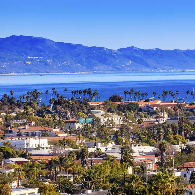 Santa Barbara Resale Recordings