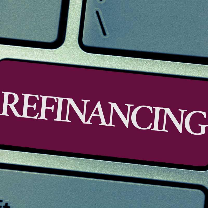 Open a Refinance Order
